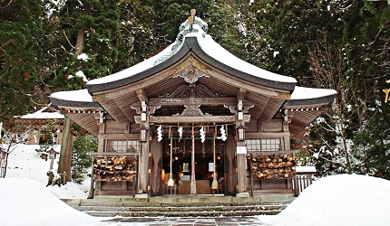 男鹿 真山神社