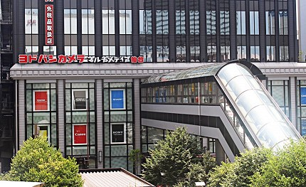 日本東北自由行仙台車站推薦必買必逛周邊商圈友都八喜yodobashi電器行