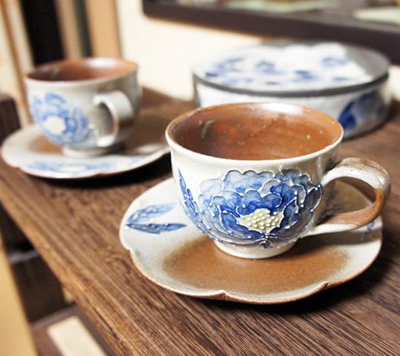 宮城縣ひろ窯的杯子陶器