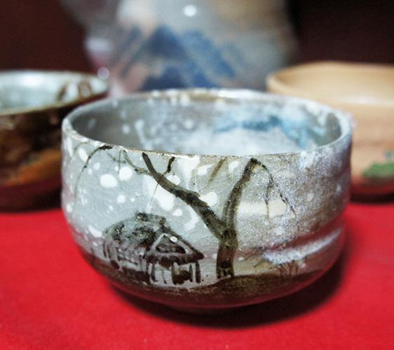 宮城縣ひろ窯的陶器