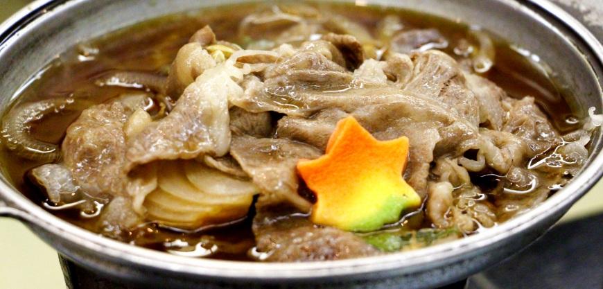 米澤牛的涮涮鍋