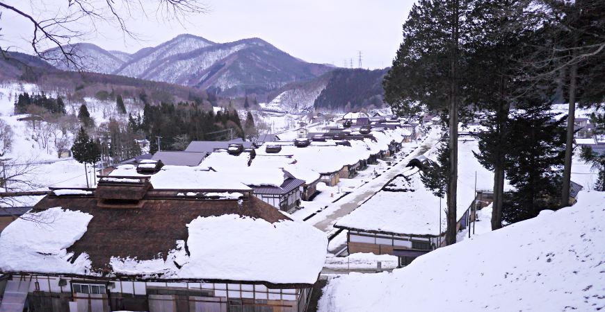 福島會津冬季旅遊提案!在大內宿、會津高原體驗雪國4大樂趣