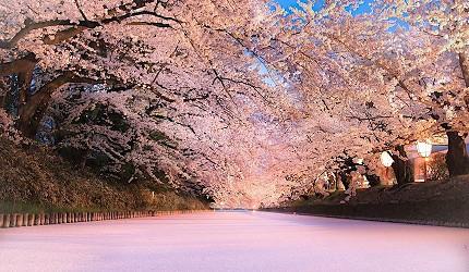 弘前櫻花河