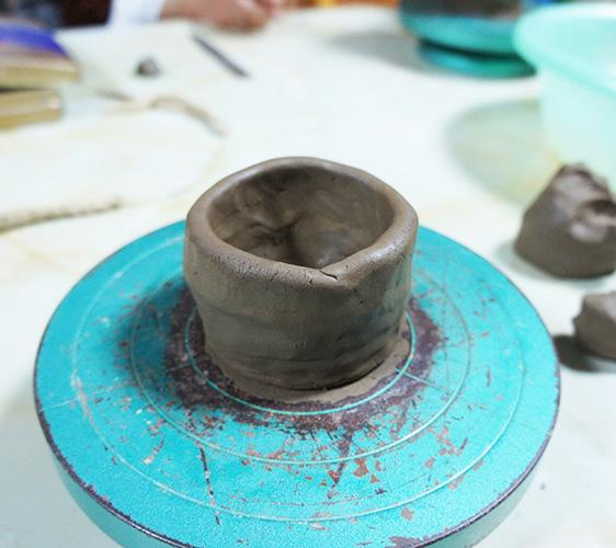 宮城縣ひろ窯的陶藝體驗