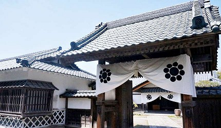 會津武家屋敷