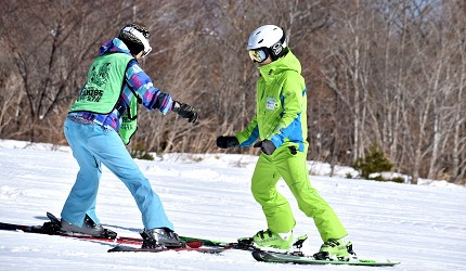 宮城藏王白石滑雪場