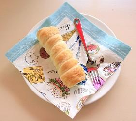 前橋菓子店 螺旋小麵包