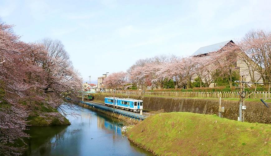 【日本旅遊穿衣指南】春天3月、4月、5月東北天氣與穿搭示範