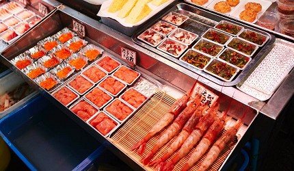 東北自駕景點青森魚菜中心
