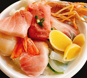日本東北六縣青森縣自選海鮮丼