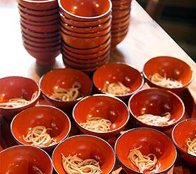 日本東北六縣岩手縣一口蕎麥麵