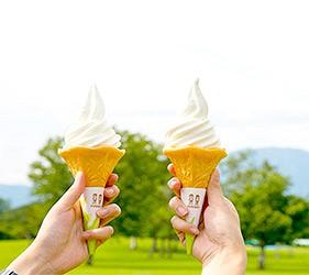 日本東北六縣岩手縣小岩井農場牛奶優格冰淇淋