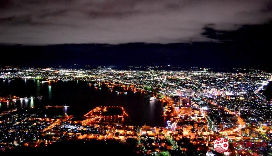 北海道函館山夜景