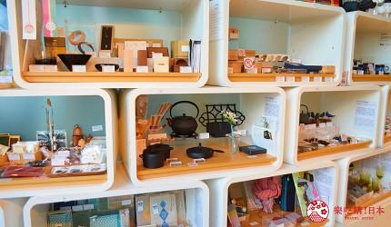 仙台自由行票券推薦「仙台MARUGOTO PASS」二日券可抵達觀光景點「仙台媒體中心」裡的「Kaneiri Museum Shop 6」