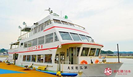 仙台自由行票券推薦「仙台MARUGOTO PASS」二日券可前往松島海岸搭乘觀光船