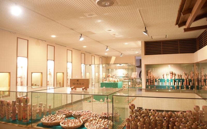 动手做日本特有的传统木芥子娃娃!东北体验型博物馆「宫城藏王木芥子馆」