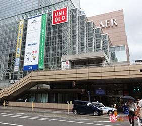 東北自駕tep仙台車站逛街購物