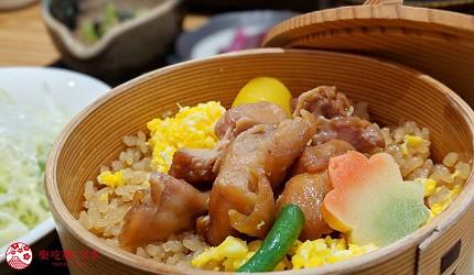 秋田縣美食鄉土料理比內地雞料理比內地雞親子丼