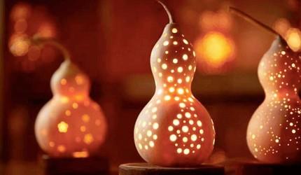 葫蘆燈製作