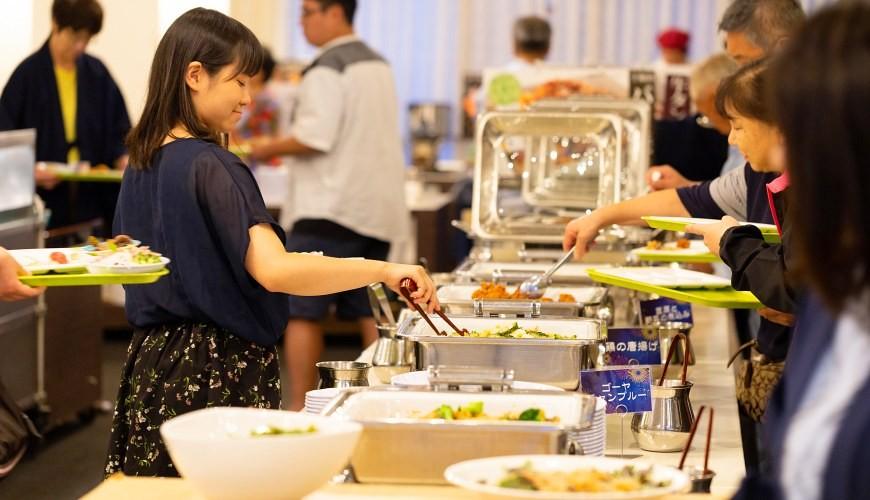 狐狸村住宿推薦!宮城縣度假村飯店「Active Resorts 宮城藏王」提供的自助餐料理