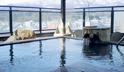 東北冬季景點推薦宮城藏王町遠刈田溫泉