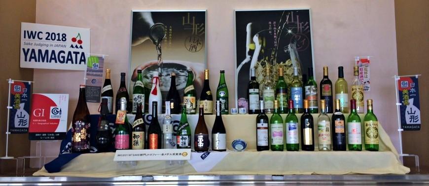 愛酒人士日本自由行的最佳地點山形可以買到的日本酒