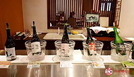 東北福島必吃美食5選爆餡圓盤餃子超多汁、奶油厚片吐司奶香爆發最推薦推介的會津地酒試酒試日本酒