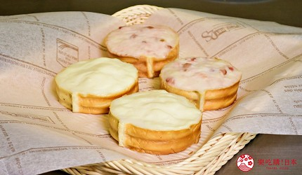 東北福島必吃美食5選爆餡圓盤餃子超多汁、奶油厚片吐司奶香爆發最推薦推介的奶油厚片吐司