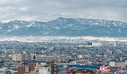 东北福岛景点推荐会津若松城